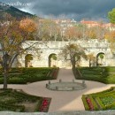 Los jardines del Real Monasterio de El Escorial