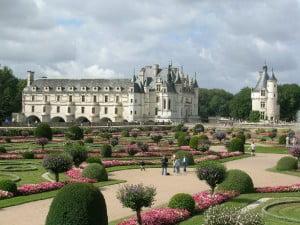 Castillo Chenonceau Foto Wikipedia