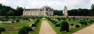 Château Chenanceaux jardines Foto Wikipedia