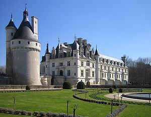 Château Chenonceaux Foto Wikipedia
