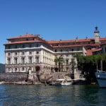 Isola Bella Il Palazzo Borromeo. Foto Wikipedia