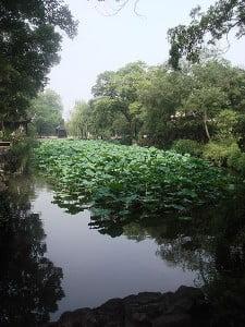 Jardin del administrador humilde. Foto: Wikipedia
