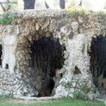 Ninfeo del Satiro en la Villa Pamphili