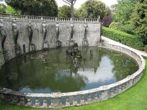Villa Lante. Foto: Wikipedia