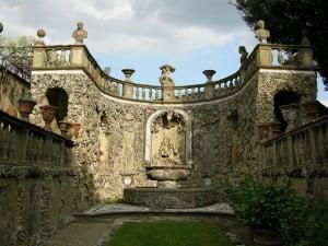Villa Gamberaia. Foto: Wikipedia