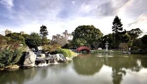 (*) Jardín Japonés de Buenos Aires