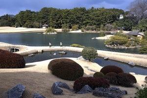 (*) Jardín Kaiy-siki en Okayama.