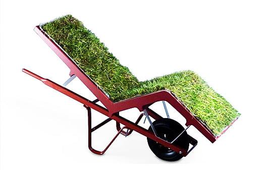 complementos sostenibles para jardines