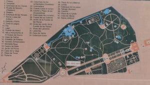 """Jardín """"El Capricho"""" Jardín Histórico-Artístico del S. XVIII"""
