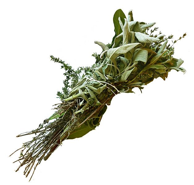 Bouquet garni. Foto: Wikipedia.