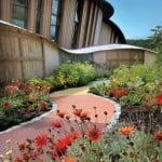 un jardín cultivado para estimular todos los sentidos. Foto: edenproyect.com