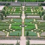 Jardín de Villandry. Foto: Wikipedia