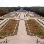 Jardines de Vaux-le-Vicomte. Foto Wikipedia