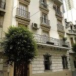 Balcón de 1x 11 en el distinguido pasaje de Anasagasti en Palermo