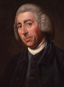 Lancelot Capability Brown by Nathaniel Dance. Foto Wikipedia