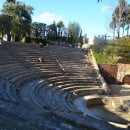 Jardines del Teatre Grec
