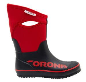 calzado para el jardín: bota de goma y neopreno