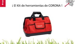 El Kit de herramientas de bricolaje de Corona