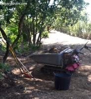 Herramientas para trabajos específicos en la jardinería