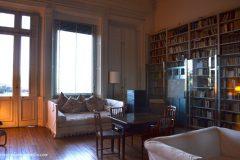 La original biblioteca de Victoria